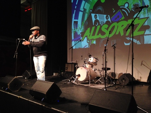Mr. True @ Allsortz Open Mic - May '14