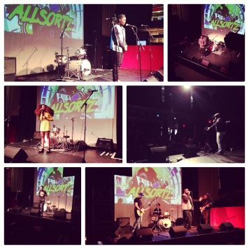 Allsortz Open Mic - May '14