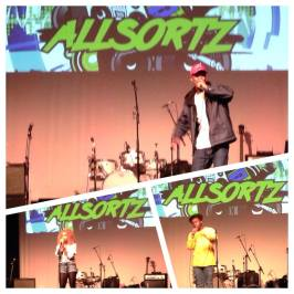 Allsortz Open Mic August Takeover 2014