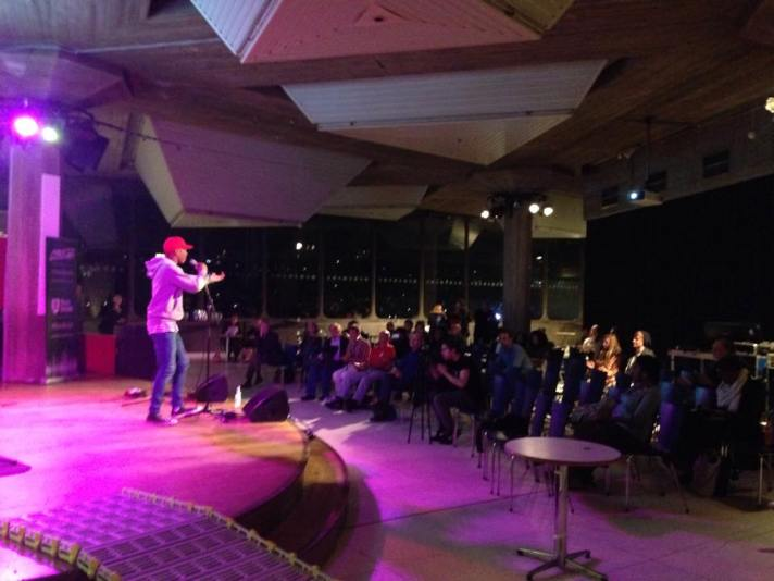 Allsortz Open Mic takeover Friday Tonic with MasterCard at Southbank Centre