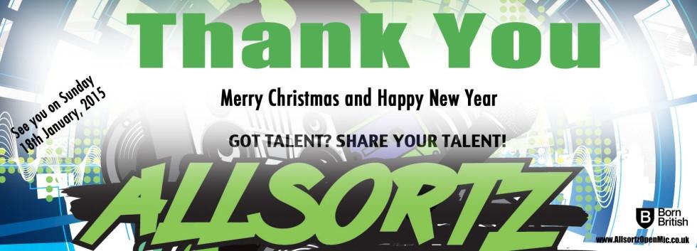 Allsortz thanks