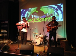 Allsortz Open Mic January 2015